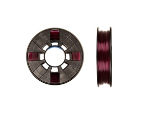 Makerbot PLA 1,75mm - Translucent Purple - Small [0,22kg]