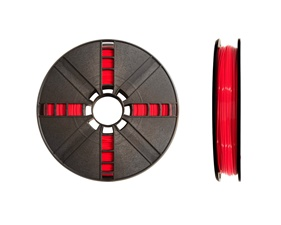 Makerbot PLA 1,75mm - True Red -  Large [0,9kg]