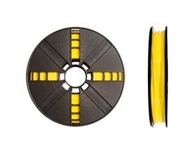 Makerbot PLA 1,75mm - True Yellow -  Large [0,9kg]