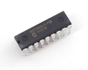 MCP23008 - i2c 8 input/output port expander