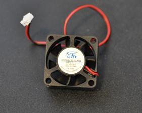 Mini Fan 30mm 12V 0,08A