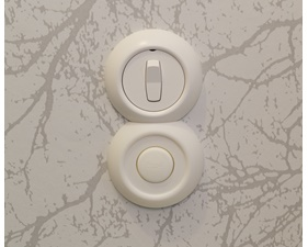 Adapter för Philips Hue Smart Button - Extended