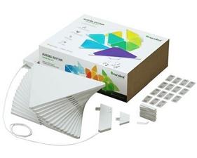 Nanoleaf Aurora Rhythm Smarter Kit (15 paneler + 1 Rhythm + 1 styrenhet)