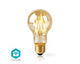 Smart Filamentlampa E27 A60 - 5W  - 500 lumen - 2200K