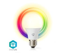 Smart LED-Lampa Fullfärg och varmvit E27 - 6W - 470 lumen