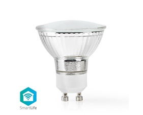 Smart LED-Lampa Varmvit GU10 - 5W - 380 lumen - 2700K