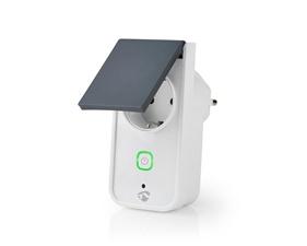 Wi-Fi smart kontakt för utomhusbruk