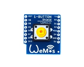 1-Button Shield for WeMos D1 Mini