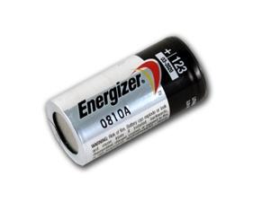 Batteri Lithium 3V CR123A - Energizer