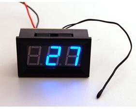 Temperature Meter Panel -30 to +70 °C