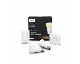 Hue White Ambiance 9.5W A60 E27 Set