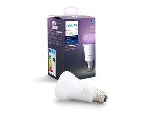 Hue White and Color Ambiance 9W A60 E27