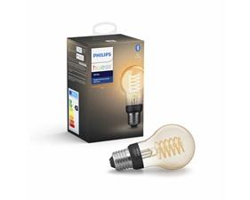 Hue White Filamentlampa 7W A60 E27