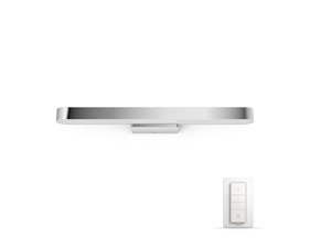 Philips Hue Adore Wall Light for Mirror - Chrome - IP44 230V