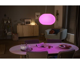 Philips Hue Flourish Pendel 32W 230V - White and Color Ambience