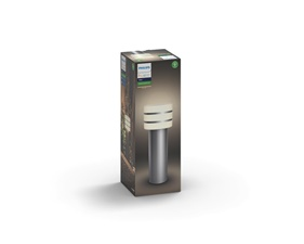Tuar Pedestal Aluminium 1x9.5W 230V