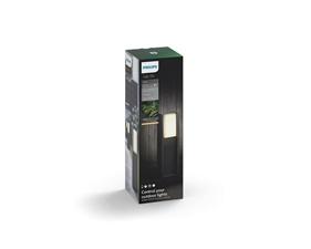 Turaco Pedestal Antracite 1x9.5W 230V