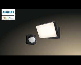 BLACK WEEK-ERBJUDANDE: Köp en Hue Welcome White och få en Hue Outdoor Motion Sensor på köpet