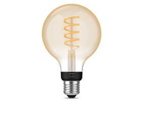 Hue White Ambiance Filament lamp 7W G93 E27