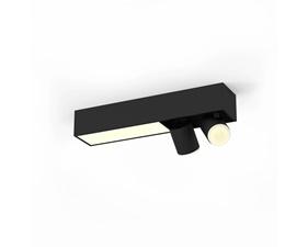 Taklampa & spotlights - Centris Hue special form black 2x5.7W