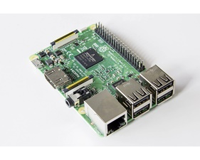 Dator Raspberry Pi 3 - Quad Core CPU, 1GB RAM, WiFi, BT