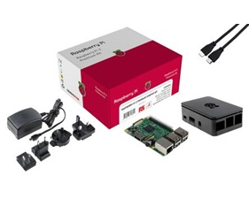 Raspberry Pi 3 B+ Premium Kit