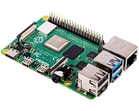 Raspberry Pi 4 Model B/4GB