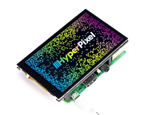 HyperPixel 4.0 - Hi-Res Display for Raspberry Pi - With touch