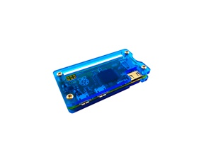 Raspberry Pi Zero Acrylic Blue Case