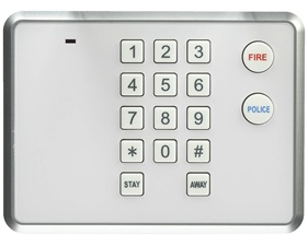 Wireless Keypad 433MHz