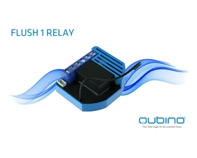 Flush 1 Relay