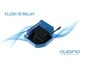 FYND Flush 1D Relay