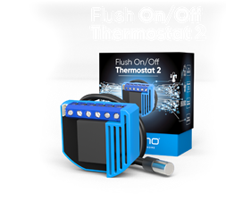 Inbyggnadstermostat - Flush On/Off Thermostat 2