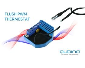 Flush PWM Thermostat - Qubino