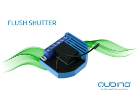 Flush shutter - Gen5 - Qubino
