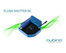 Flush shutter DC - Gen5 - Qubino