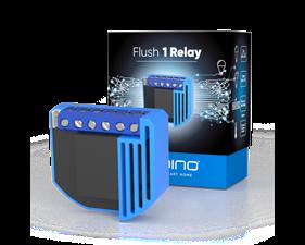 Inbyggnadsrelä 1 kanal - Flush 1 Relay
