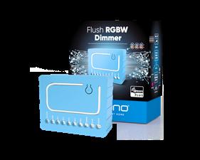 Inbyggnadsdimmer (RGBW) - Flush RGBW Dimmer