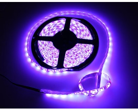 RGB LED Weatherproof flexi-strip 60 LED/m 12V - (1 m)