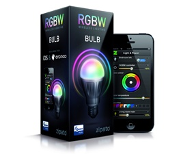 RGBW Wireless Lighting Bulb