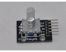 Rotary Encoder 20p/v with switch - breakout board