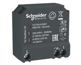 Schneider Wiser Dosdimmer, blåtand