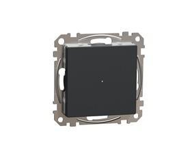 Smart strömbrytare - Antracit - Schneider Wiser
