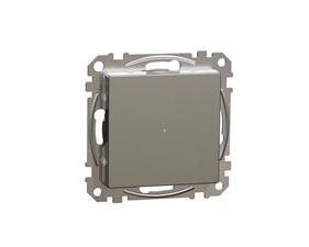 Smart strömbrytare - Metallic - Schneider Wiser