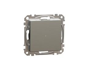 Smart tryckdimmer - Metallic - Schneider Wiser