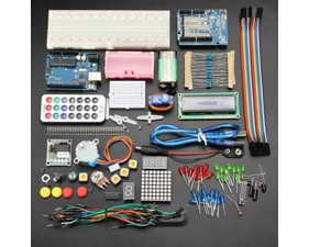 Geekcreit UNO R3 Basic Starter Learning Kit Upgrade Version