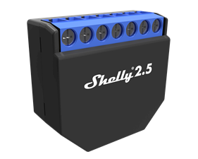 Shelly 2.5 WiFi
