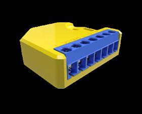 Shelly RGBW2 WiFi - LED kontroller med 4 kanaler
