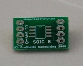 Kretskort SOIC8
