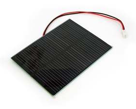 1 Watt Solar Panel 6V